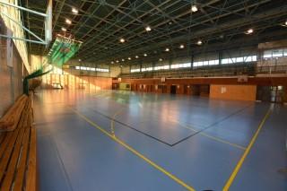 multifunkční sportovní hala foto