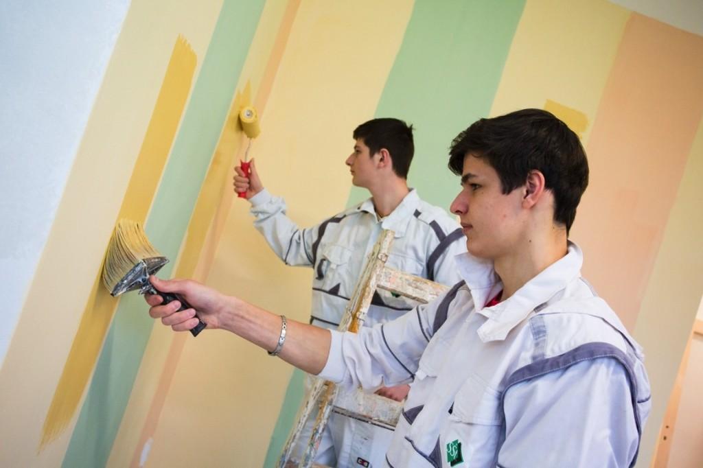 Rekvalifikační kurz malíř - profesní kvalifikace 39-001-H